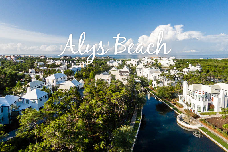 Alys Beach on 30A