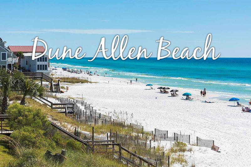Dune Allen Beach on 30A