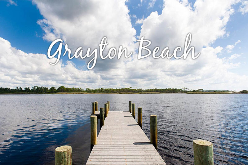 Grayton Beach on 30A