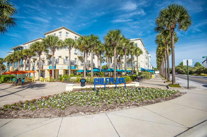 Gulf Place vacation home and condo rentals