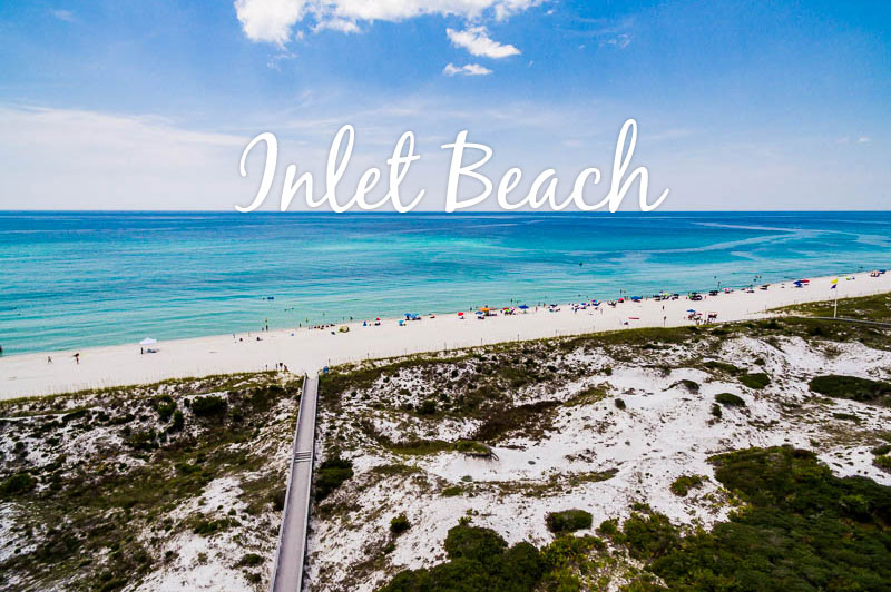 Inlet Beach on 30A