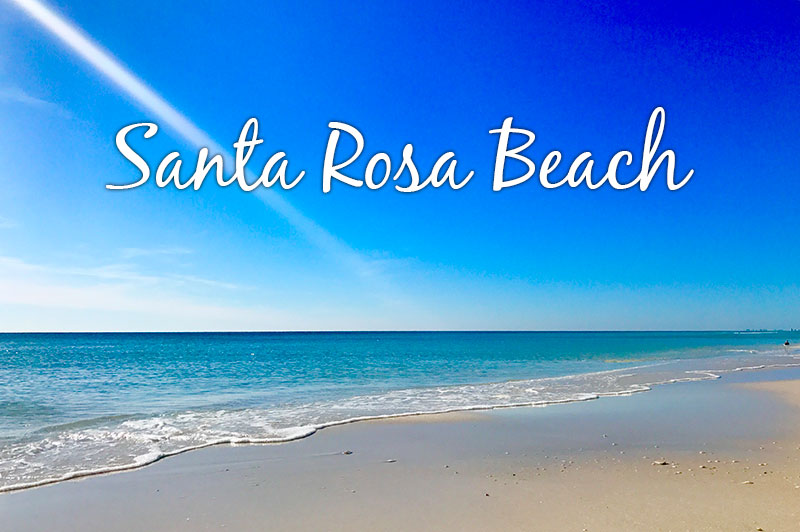 Santa Rosa Beach on 30A