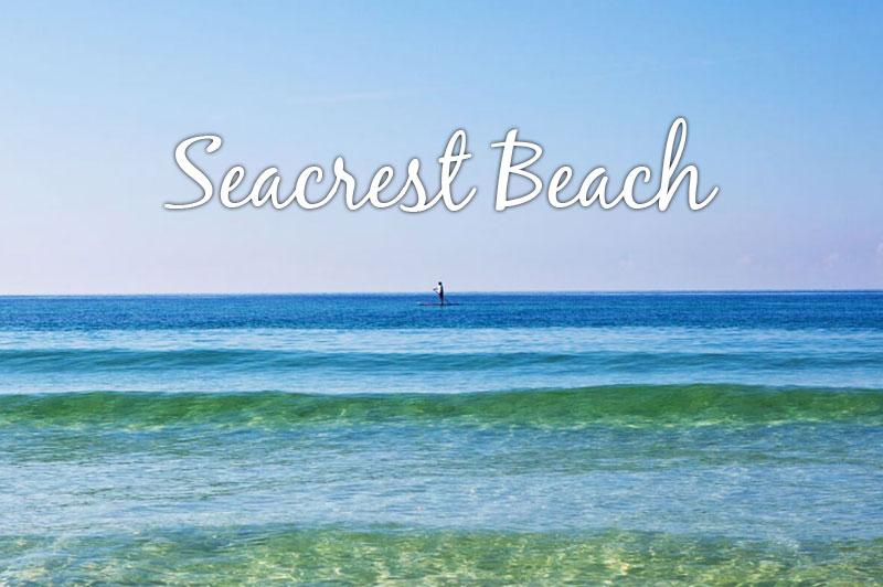 Seacrest Beach on 30A