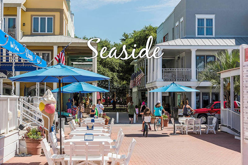 Seaside on 30A