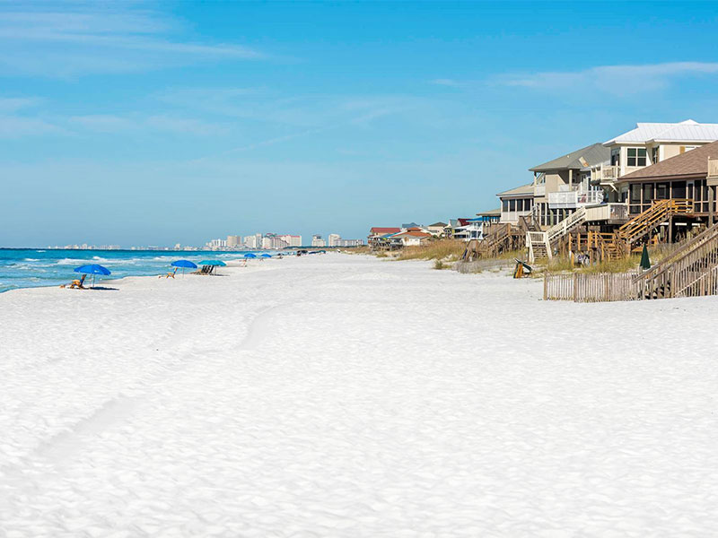 Dune Allen Beach Vacation Rentals