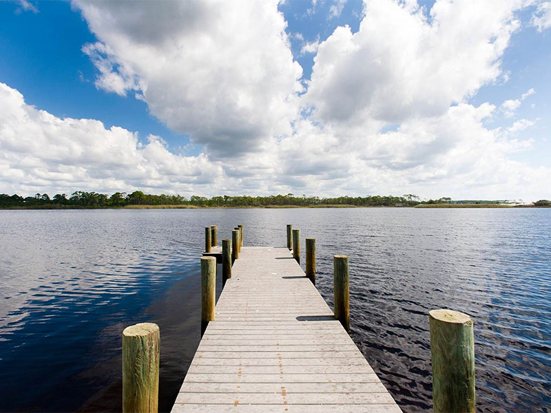 Example of vacation rental properties in the Grayton Beach, FL