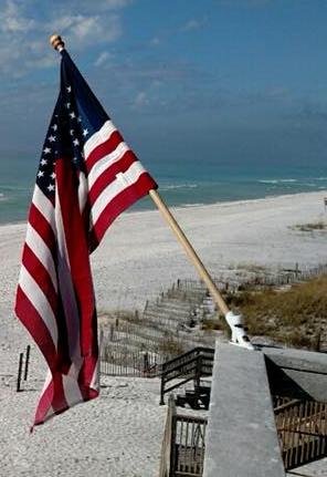 We have places to stay in South Walton/30A for Memorial Day Weekend