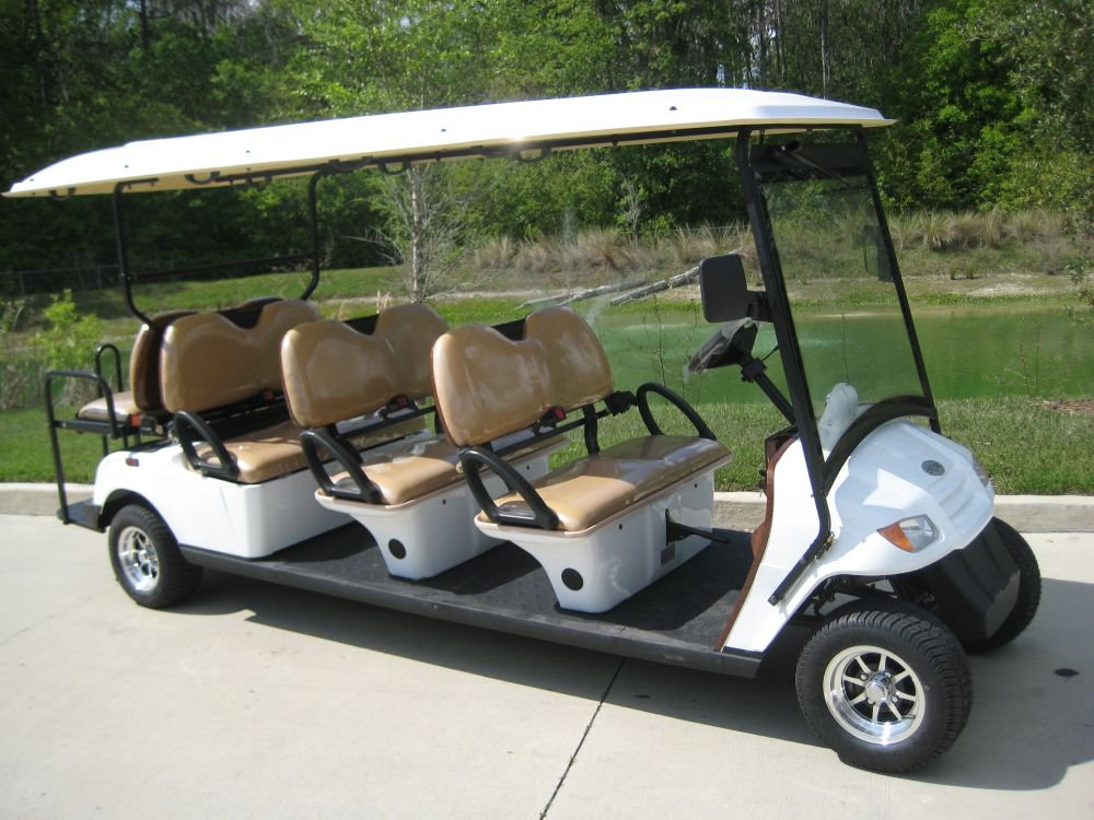 Street Legal Golf Cart Rentals near our vacation rentals