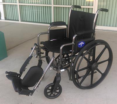Standard Wheelchair Rental near our vacation rentals