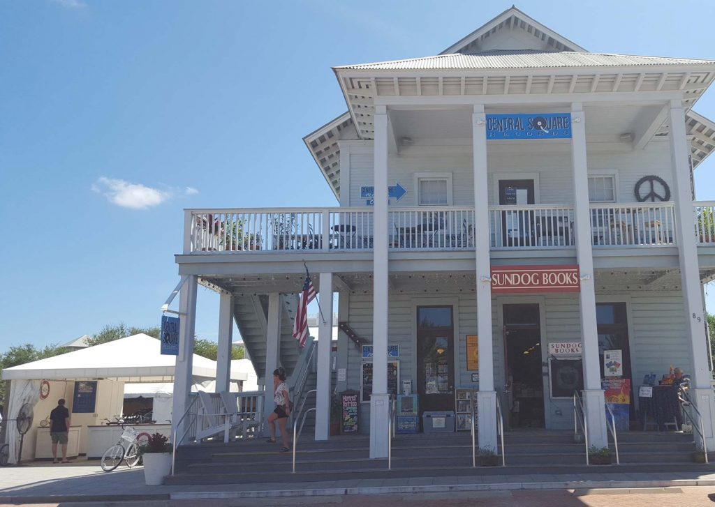 Reading is one of our favorite things to do in 30A FL
