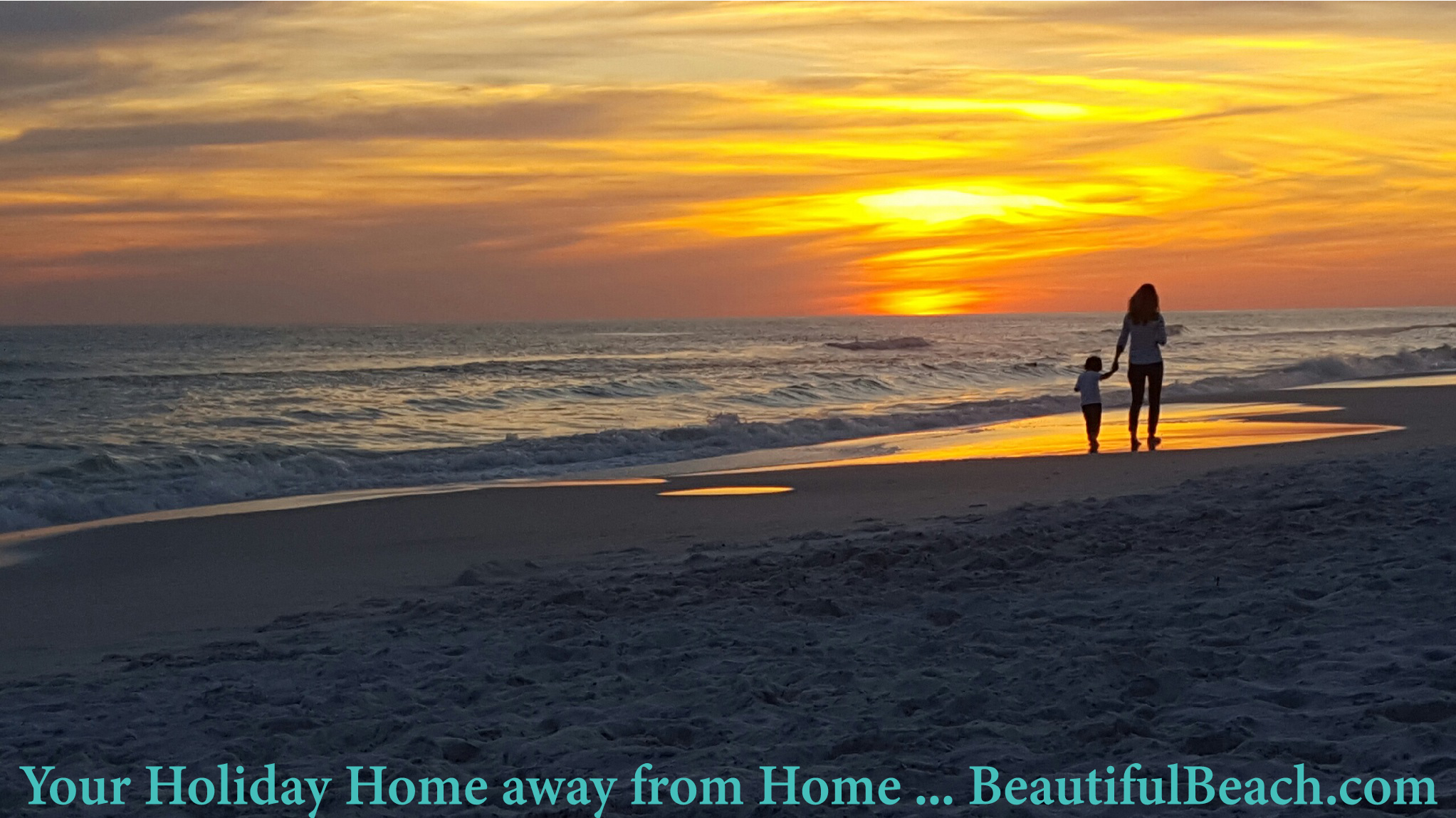 Your holiday home away from home is waiting on our beautiful beaches of NW Florida