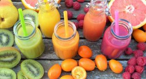 Smoothies - get healthy food like this near our vacation rentals